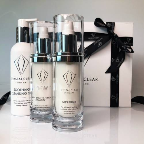 Crystal Clear Gift Set